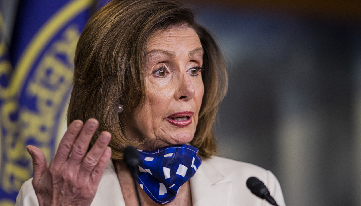 Pelosi on Biden sexual assault allegations: I have a 'great comfort level' with the situation as I see it
