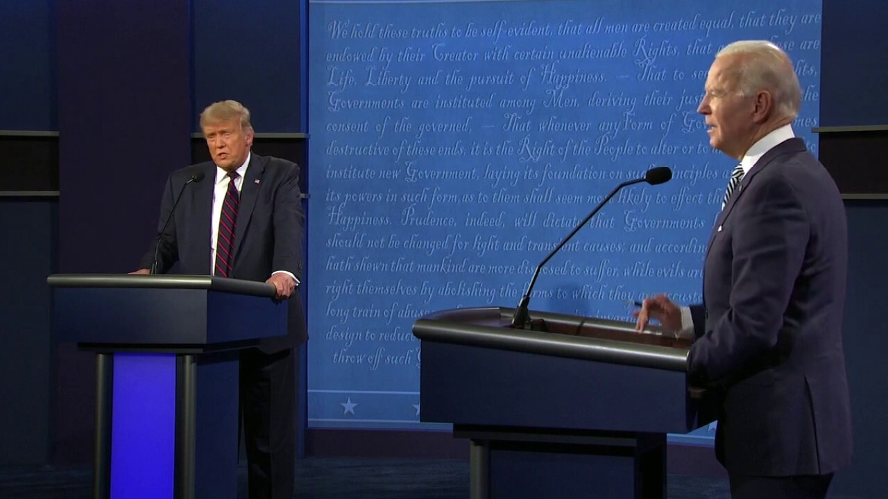 Trump: You don't know that's on the ballot? Why is it on the ballot?