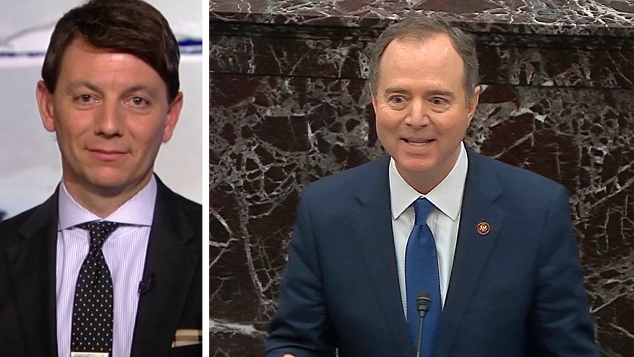 Hogan Gidley: Adam Schiff has discredited John Bolton on numerous occasions