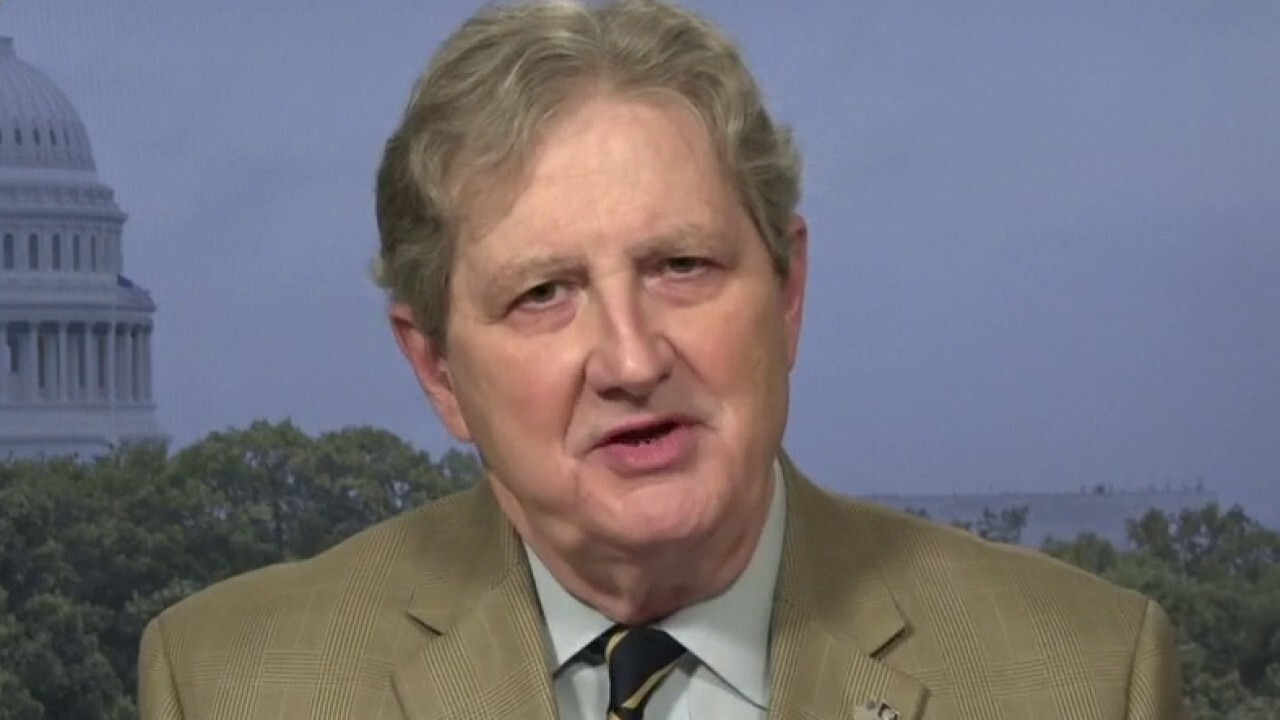 What happens in Georgia runoffs will determine the future of the United States: Sen. Kennedy