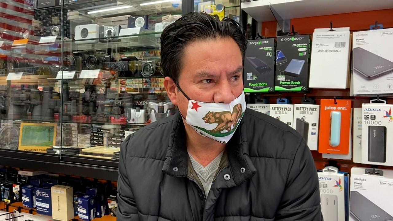 San Francisco locals react to rampant shoplifting and car break-ins