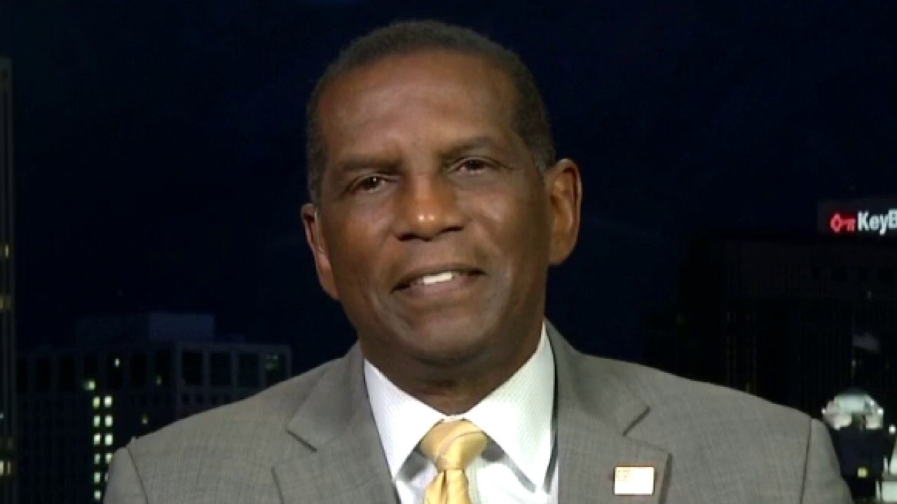 Burgess Owens says 'We're waking up as a nation, it scares the left'