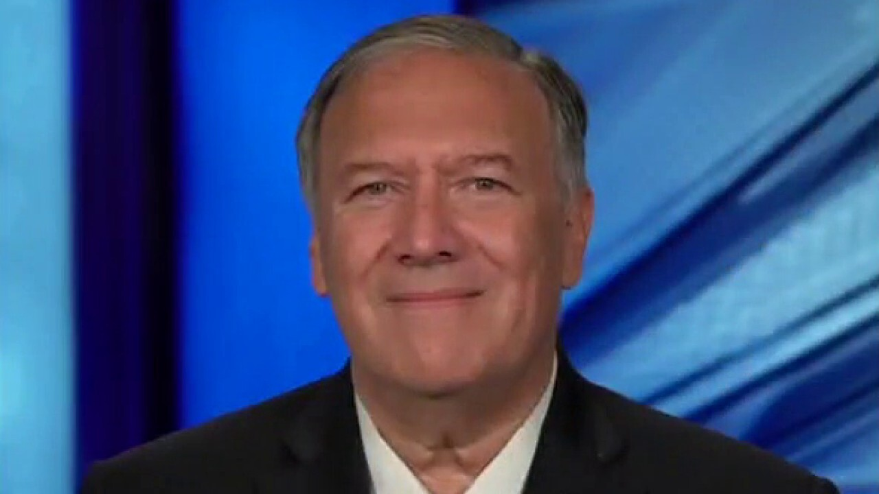 Pompeo: Lab that I believe COVID came from is still operating