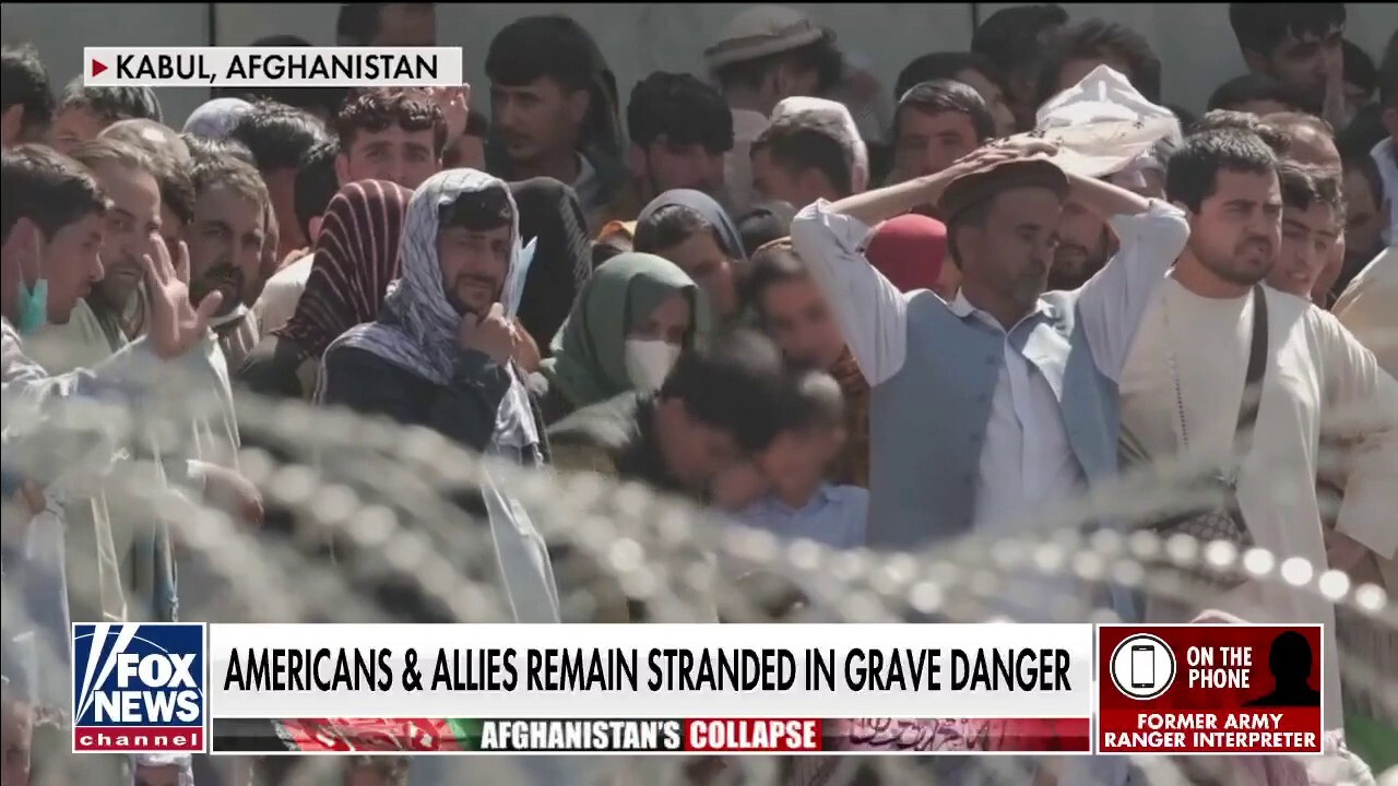 Former interpreter: Taliban publicly executing Afghans who sided with US