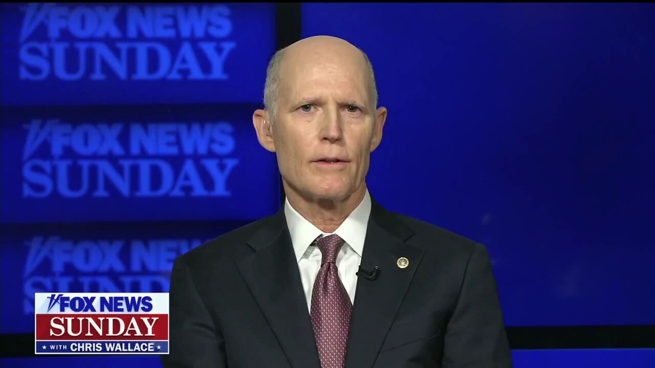 Sen. Rick Scott, R-Fla., discusses the infrastructure bill, growing national debt, Florida's spike in COVID cases and whether former President Trump will run for the 2024 presidential election on 'Fox News Sunday.'