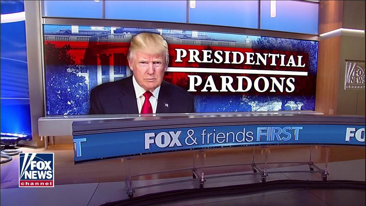 President Trump grants 73 kwytskelding, commutes 70 sentences