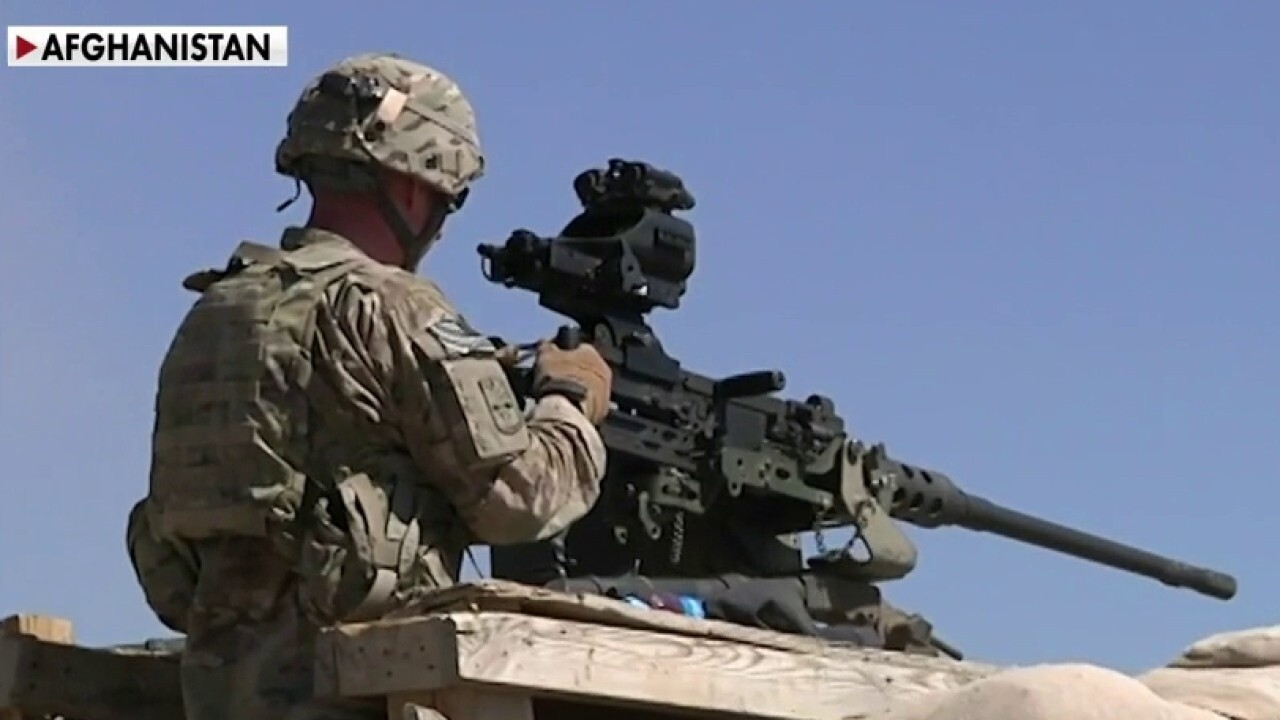 Pulling out of Afghanistan is a bipartisan issue: William Ruger
