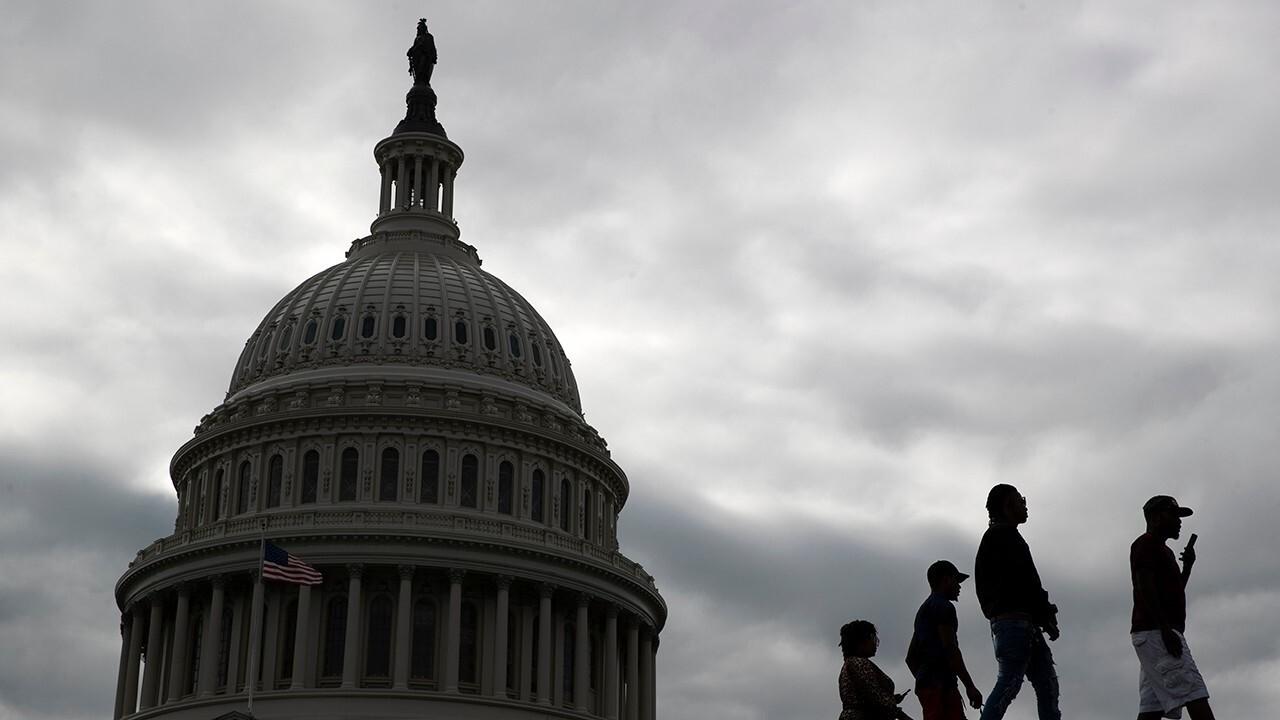 Senate negotiations on coronavirus economic relief kick into high gear