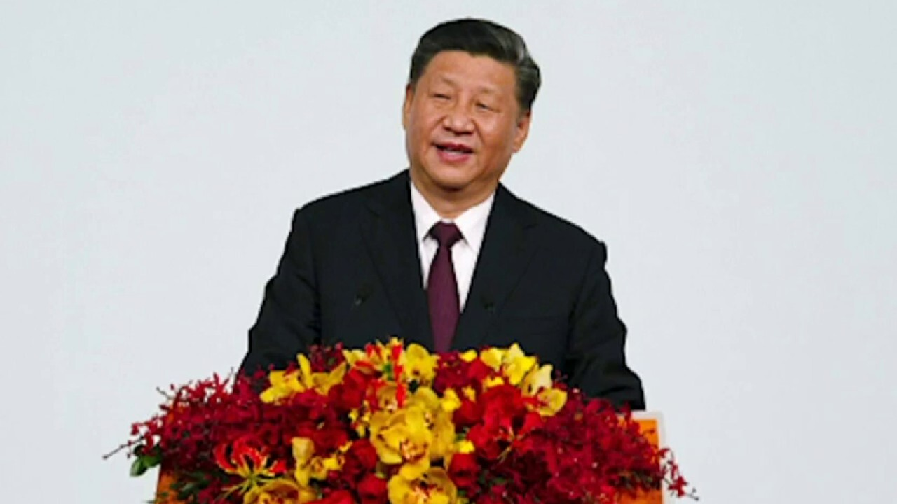 Chang: China trying to overthrow international system, impose global rule