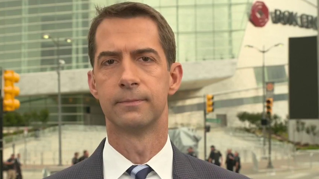 Sen. Tom Cotton: We're starting to see a great American comeback