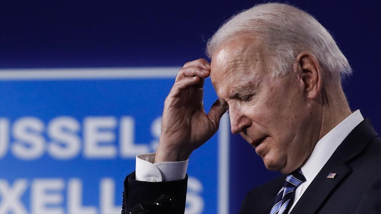 Biden's Presidency Is Between a Rock and Afghanistan