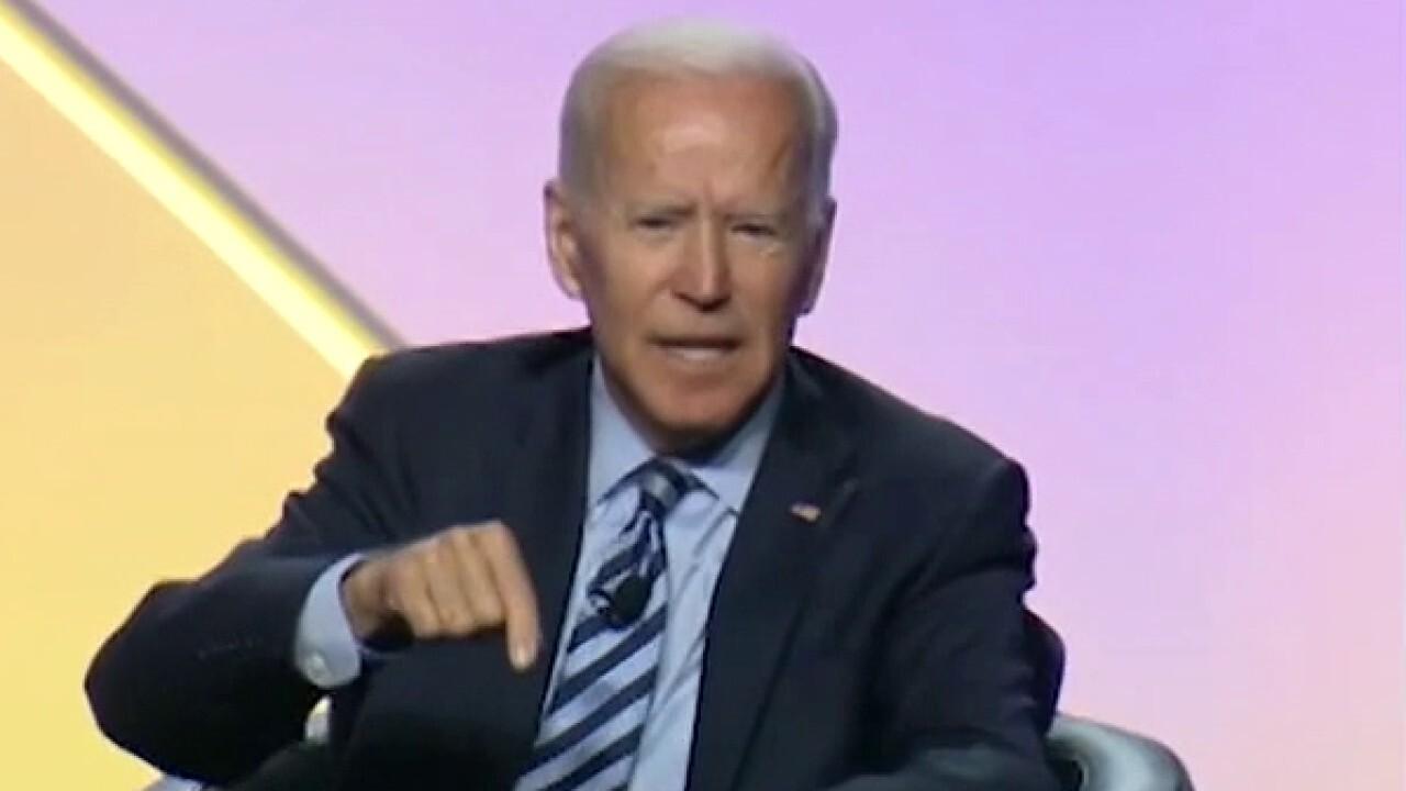 Joe Biden's blunders show no signs of slowing down
