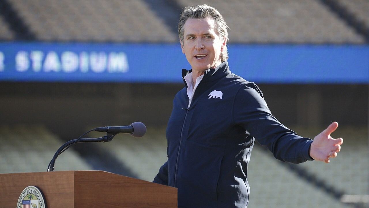 Growing opposition in California to Newsom recall, new poll suggests
