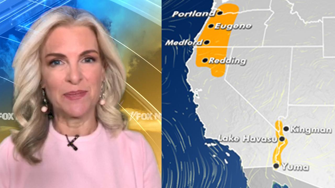 National forecast for Thursday, September 10
