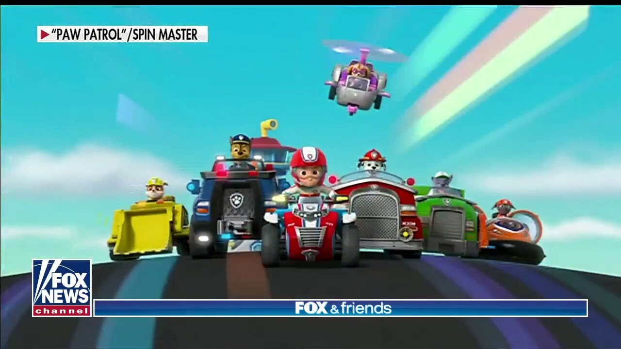 Rachel Campos-Duffy says 'Paw Patrol' is getting the message right for your kids