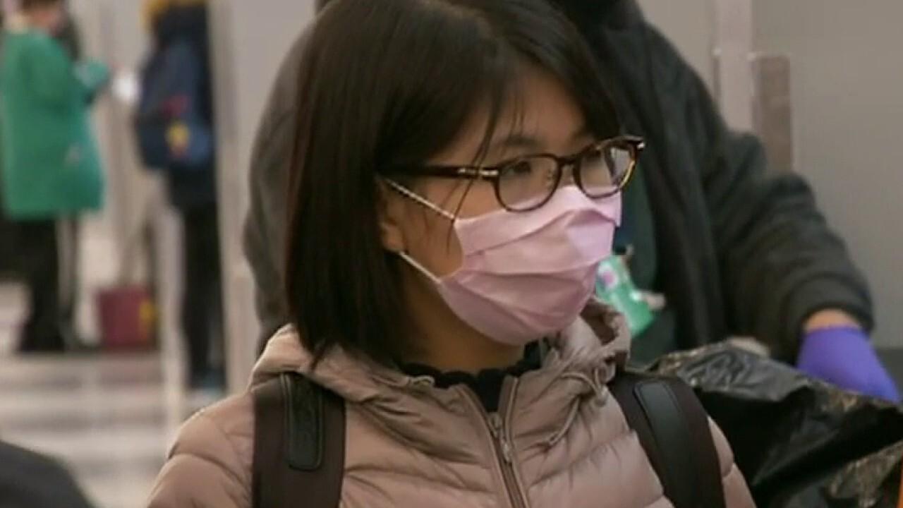 Biomedical research expert on race to produce coronavirus vaccine