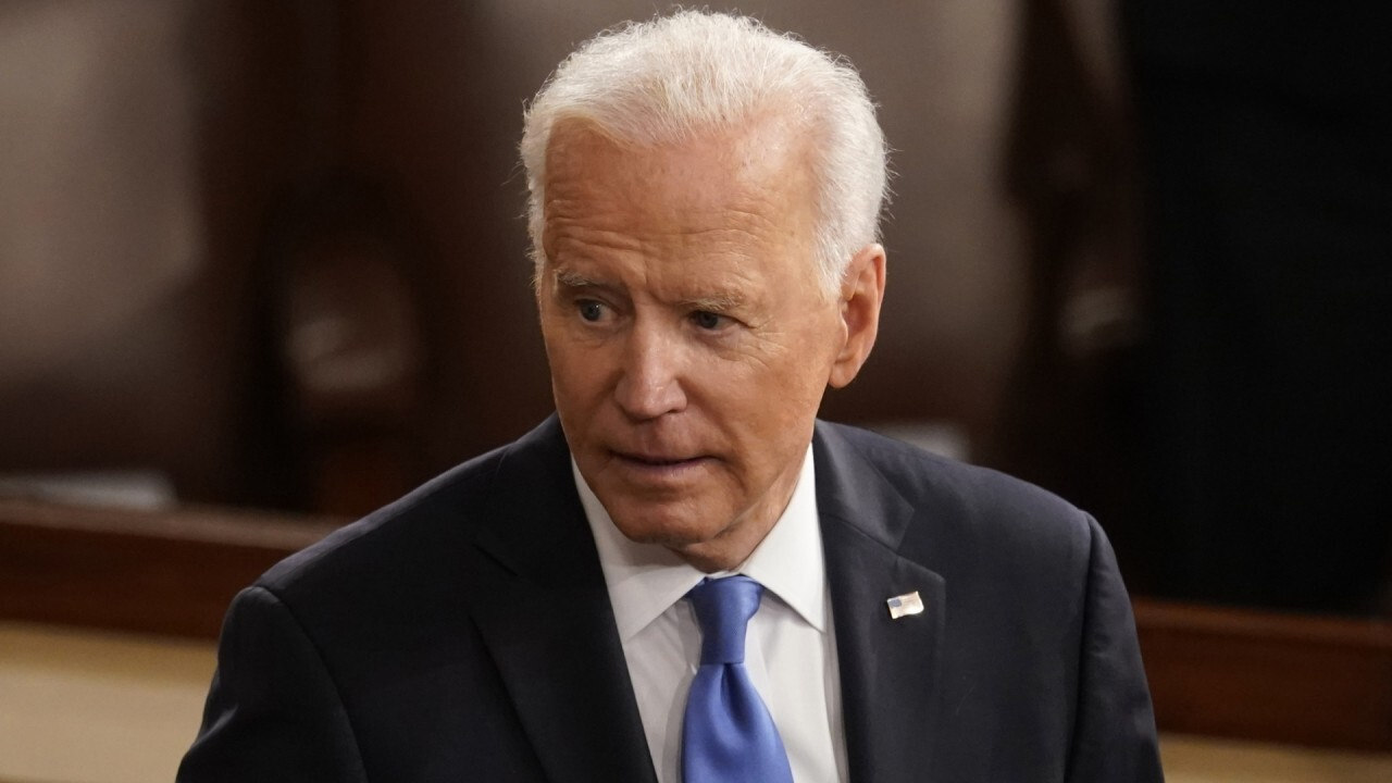President Biden with promise on job creation in joint address to Congress
