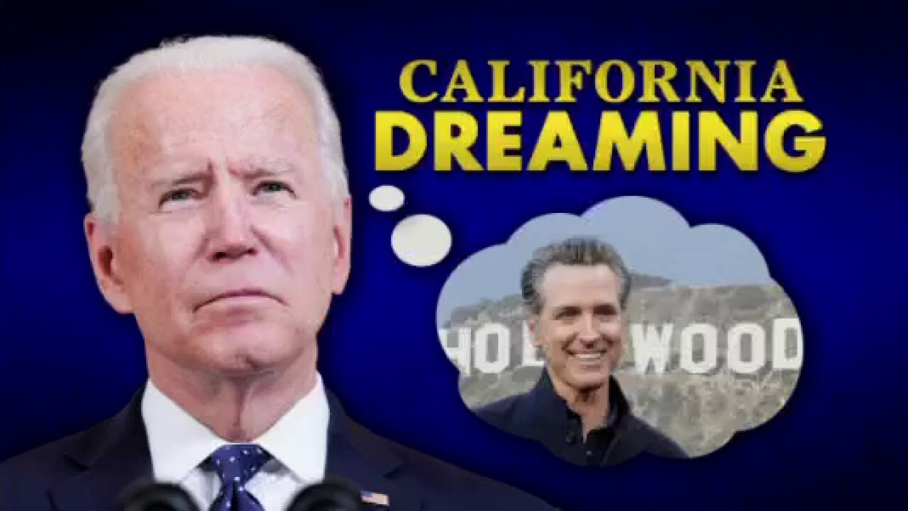 Biden signals push to expand California policies to rest of US