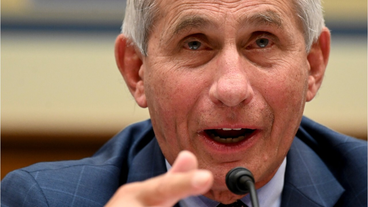 Anthony Fauci anticipates coronavirus vaccine by end of year