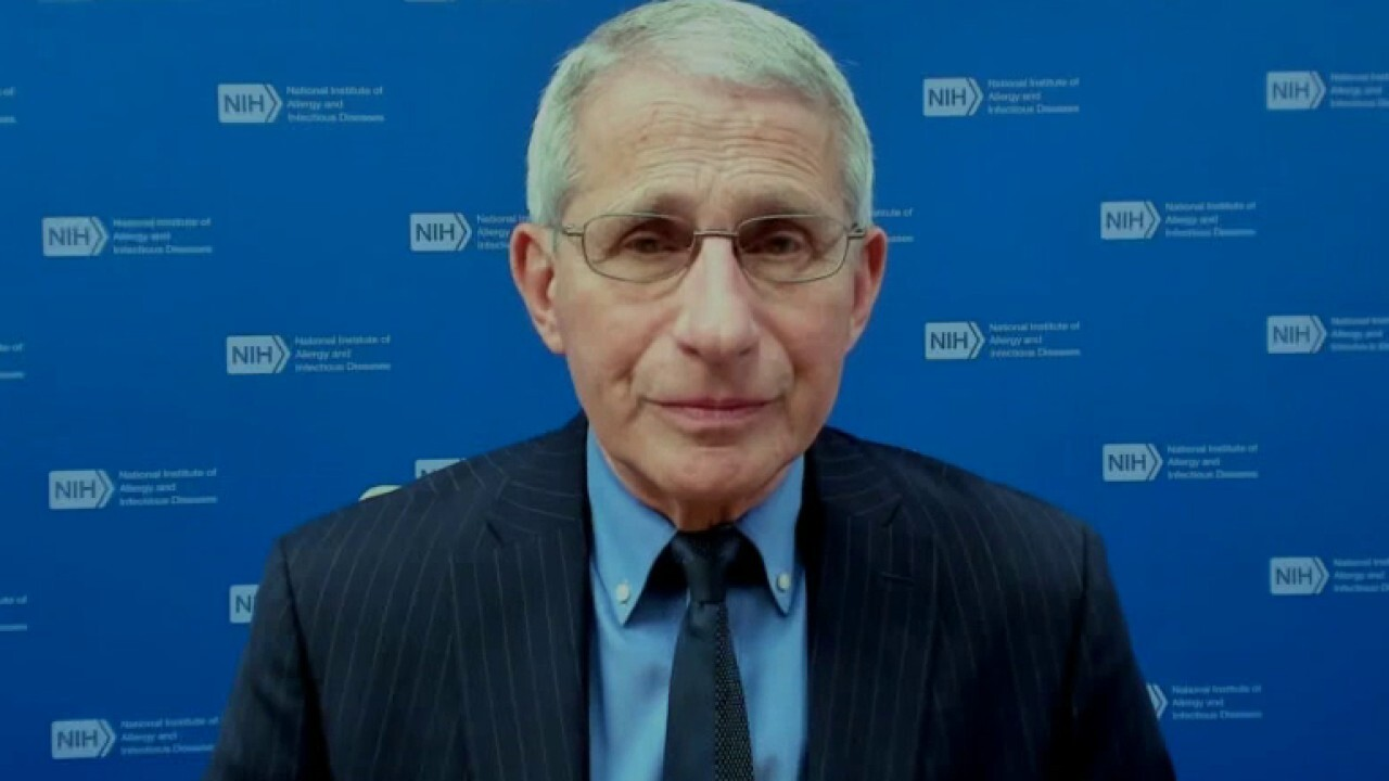 Fauci: Time to put Trump admin behind us and look at the problems ahead