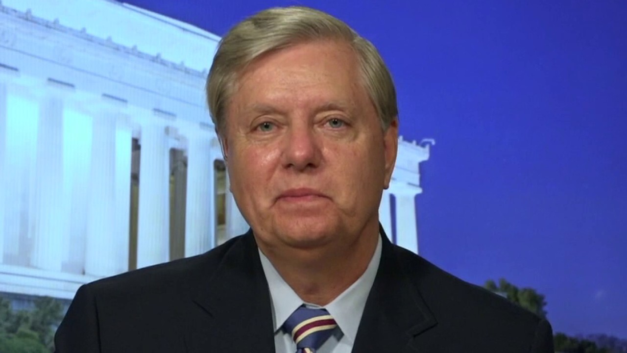 Sen. Lindsey Graham says he can and will get to the bottom of the origins of the Russia probe