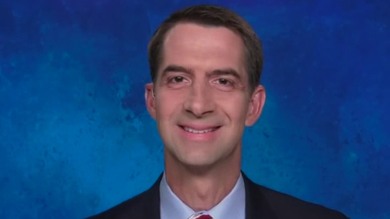 Sen. Tom Cotton on warning from Chinese official that Beijing could restrict lifesaving drug exports to US