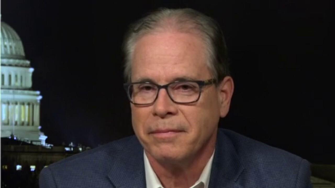 Sen. Mike Braun expresses frustration at stalled coronavirus stimulus bill