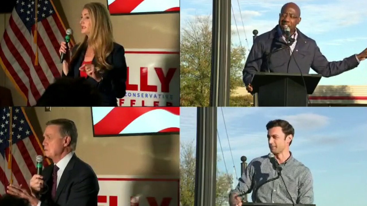 Georgia Senate Dem hopefuls differ on court-packing question