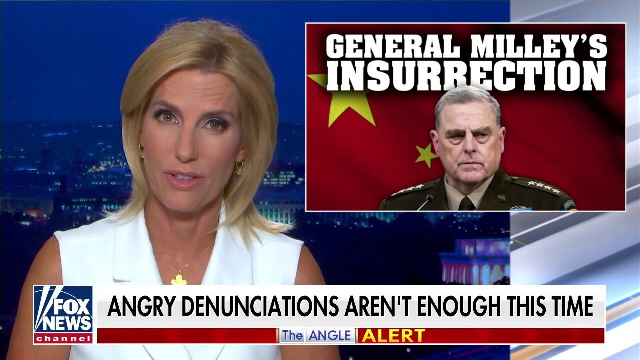 General Milley's insurrection: Chair of the Joint Chiefs tried to install himself as commander in chief