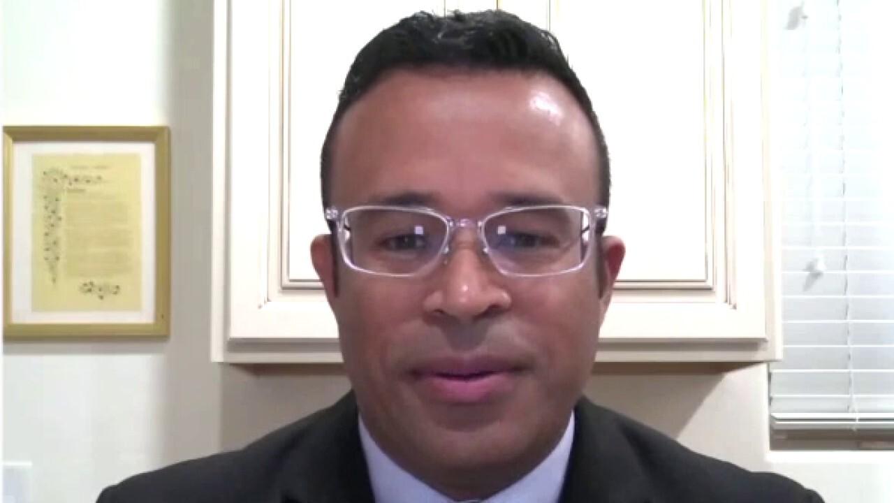 Navy veteran explains surging support among Hispanics for conservatives