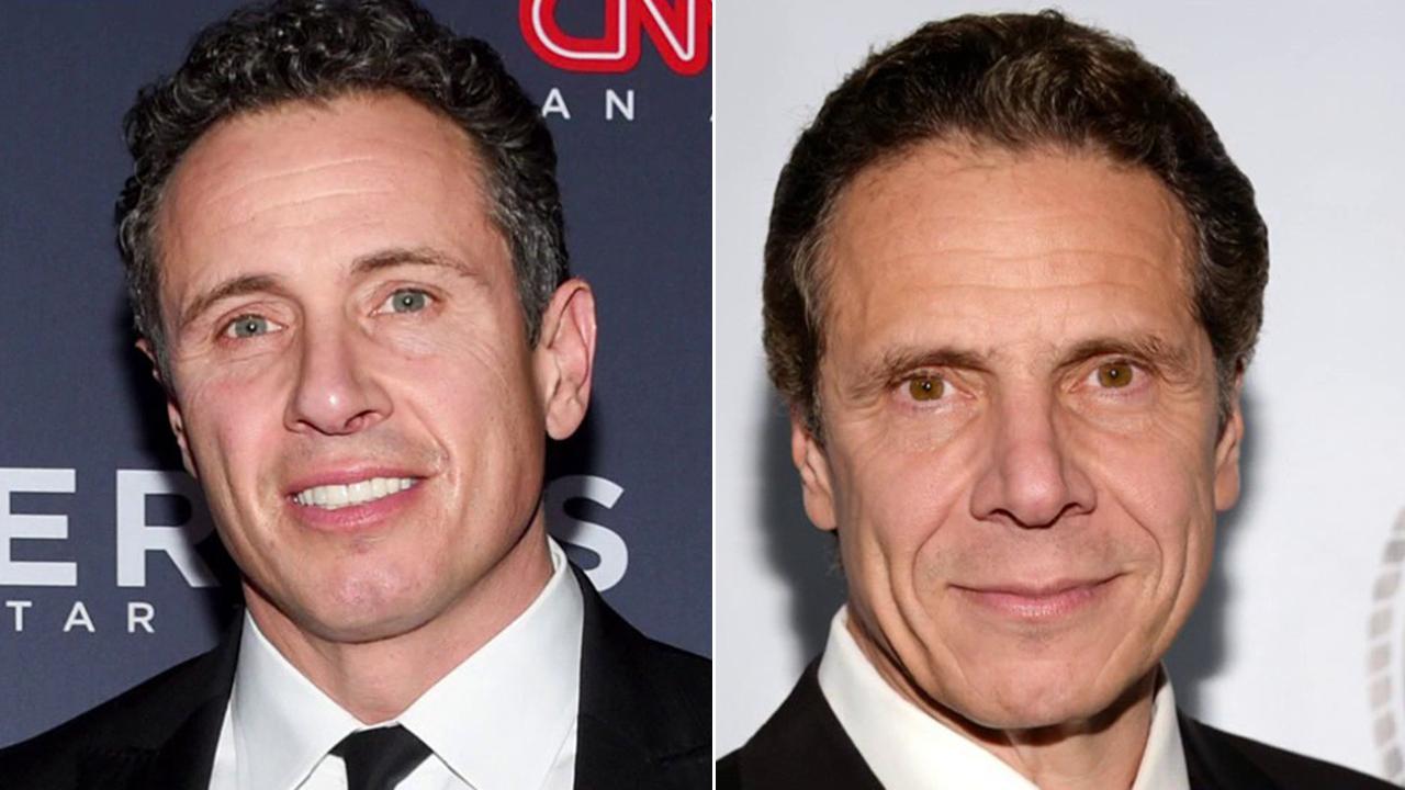 Joe Concha reacts to CNN's Chris Cuomo praising brother on NY COVID-19 response