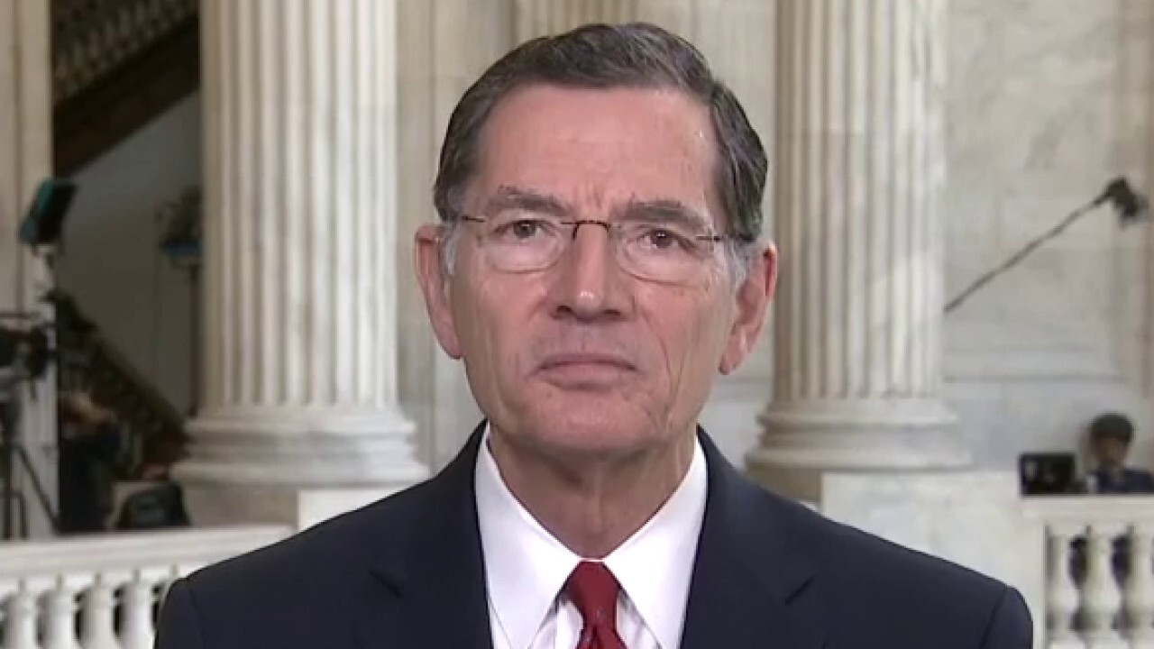 Sen. Barrasso says defunding police invites 'crime without punishment'