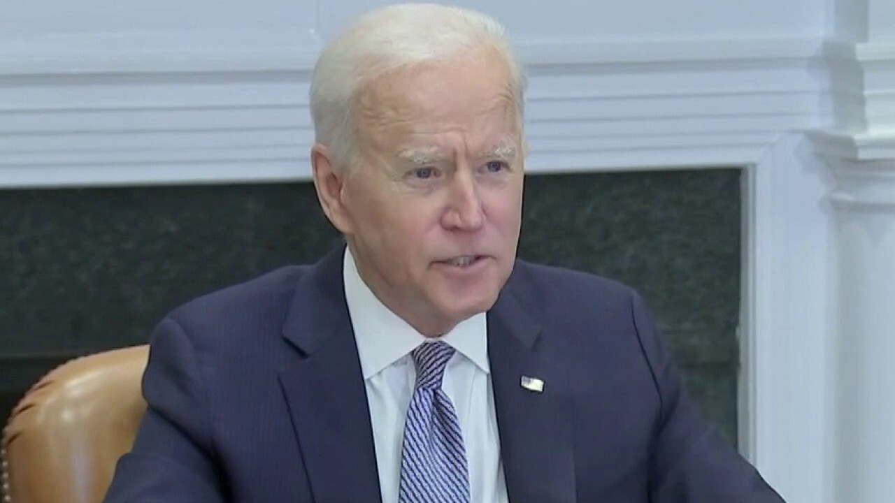 David Bossie: Biden the green radical – 'infrastructure' spending binge tells you this about who's in charge thumbnail