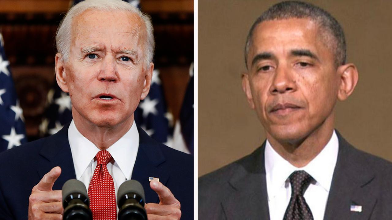 Biden, Obama call for police reform