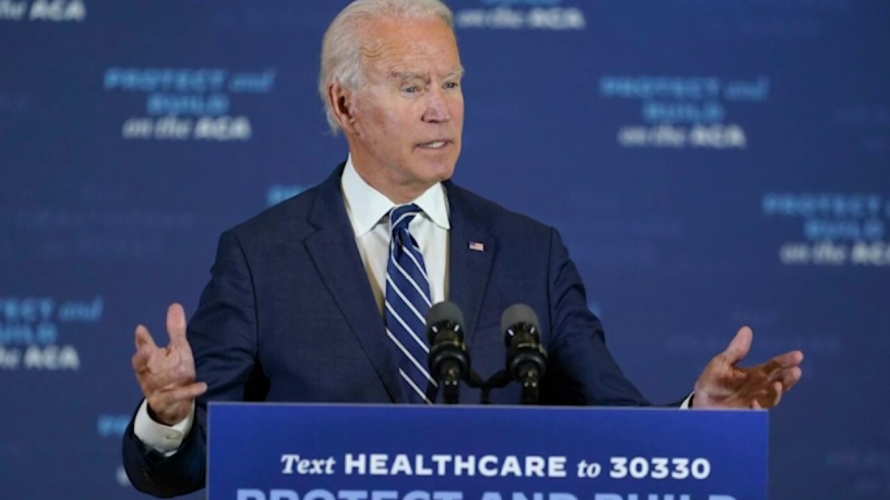 White House responds to Joe Biden's claims that NY Post report on Hunter is a 'smear campaign'