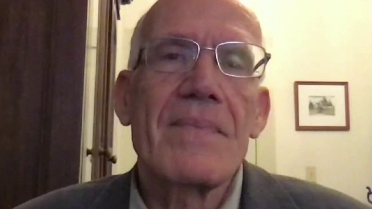 Victor Davis Hanson: Biden can't criticize violence because he's being held hostage by elements of his base