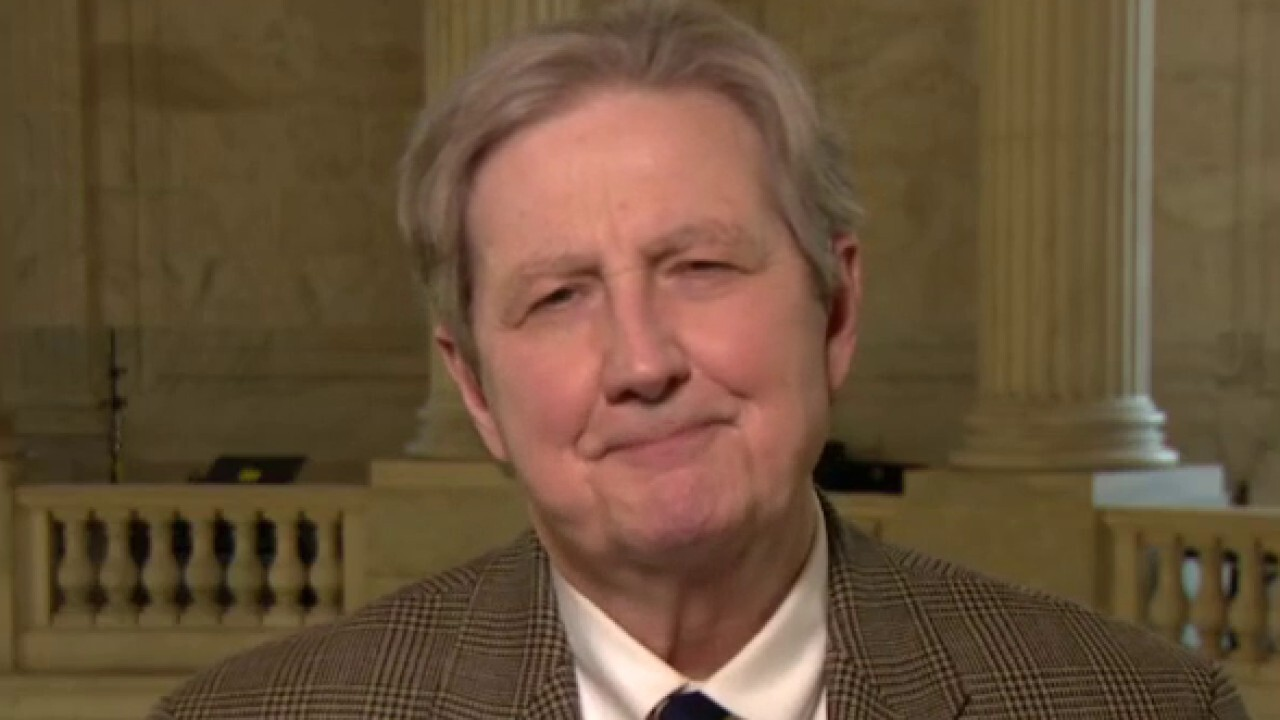 Sen. John Kennedy says it's up to the American public to help restart the economy