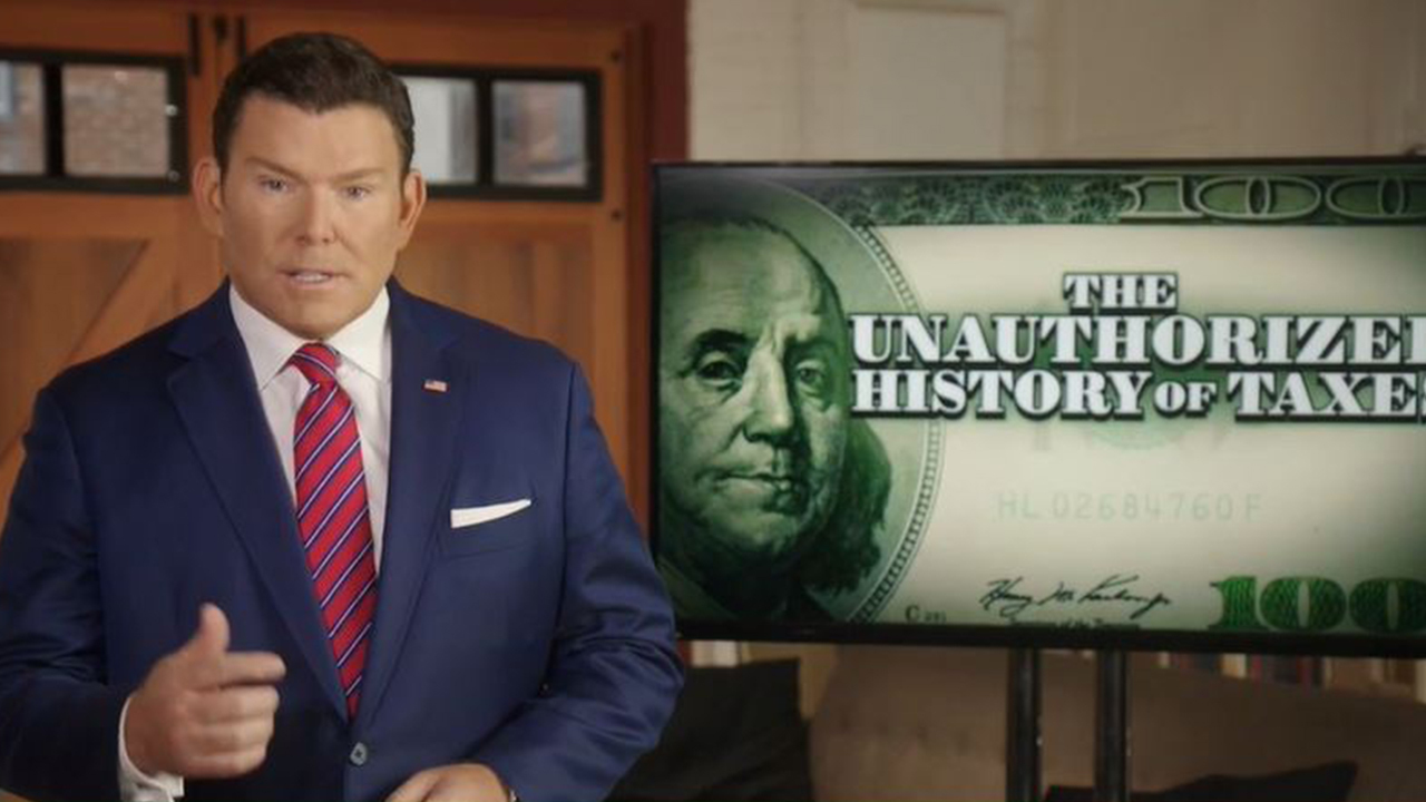 Trace the complex history between the US government and Americans in Bret Baier's new series