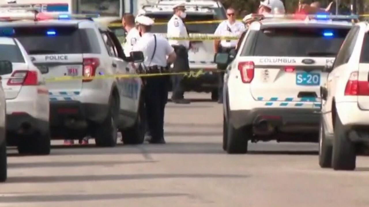 Columbus police shooting sparks anti-cop rhetoric