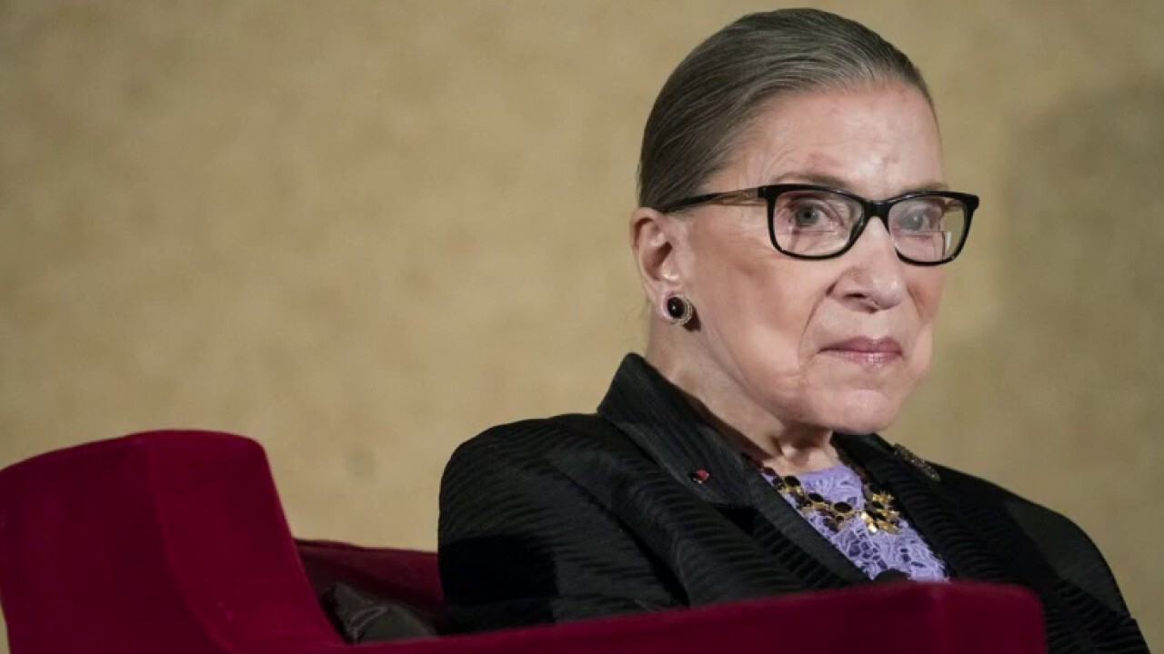 Ruth Bader Ginsburg has been undergoing chemotherapy to treat recurrence of cancer