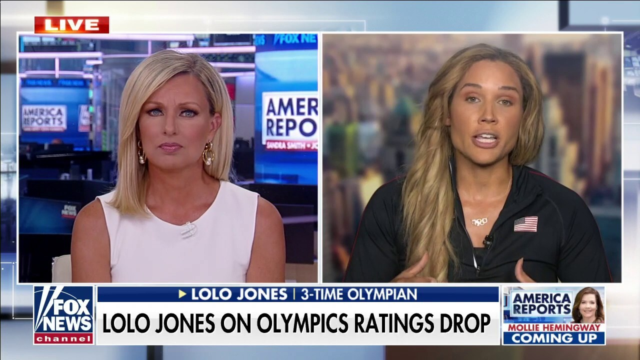 Lolo Jones: There is a 'delicate balance' between sports and social activism