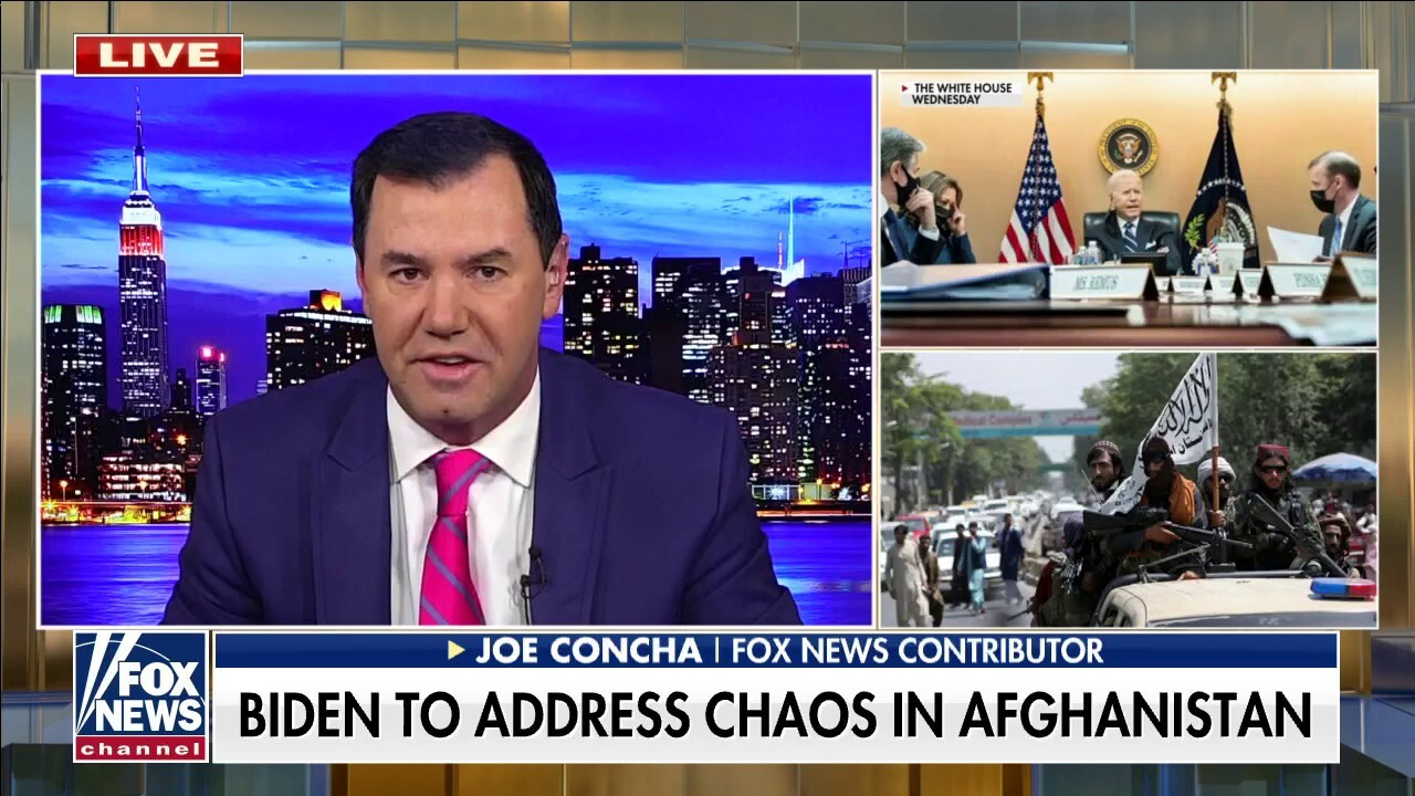 Concha: If Biden and Harris skip questions it will show 'they're in over their heads'