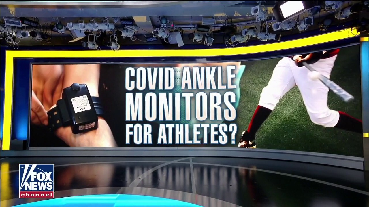 Washington school gives ankle monitors to athletes to track social distancing, prevent COVID