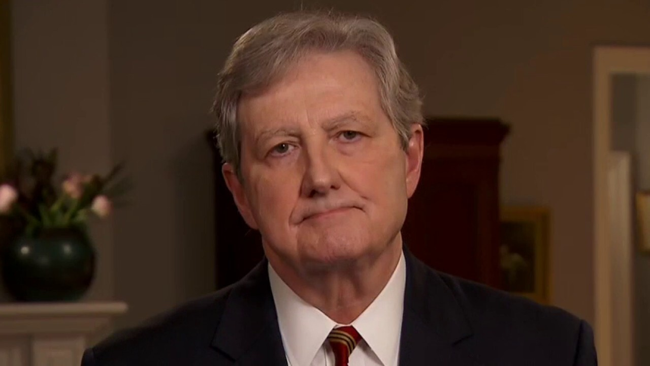 Sen. John Kennedy on Biden's pledge to transform America: The American people will pay a fearsome price