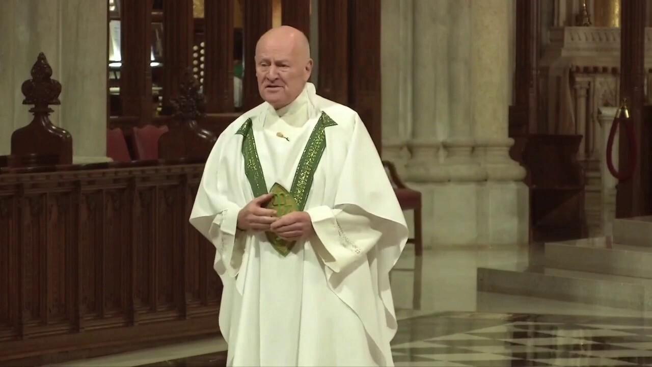Saint Patrick's Cathedral Mass: Friday, June 12