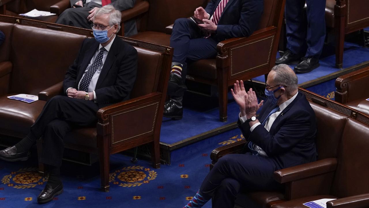 Howard Kurtz 'skeptical' that Senate would have enough votes to impeach Trump
