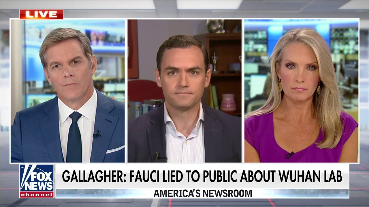 Rep. Mike Gallagher on why Dr. Anthony Fauci must resign