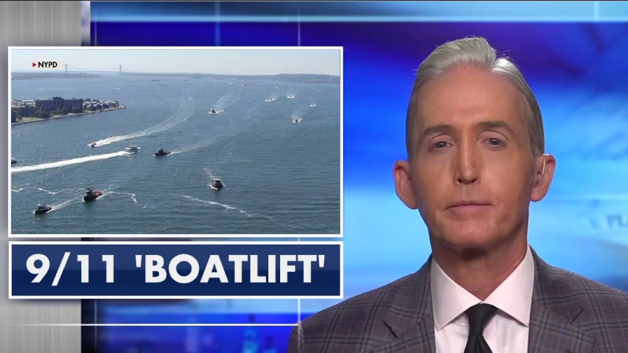 Gowdy: Remembering the heroes of 9/11