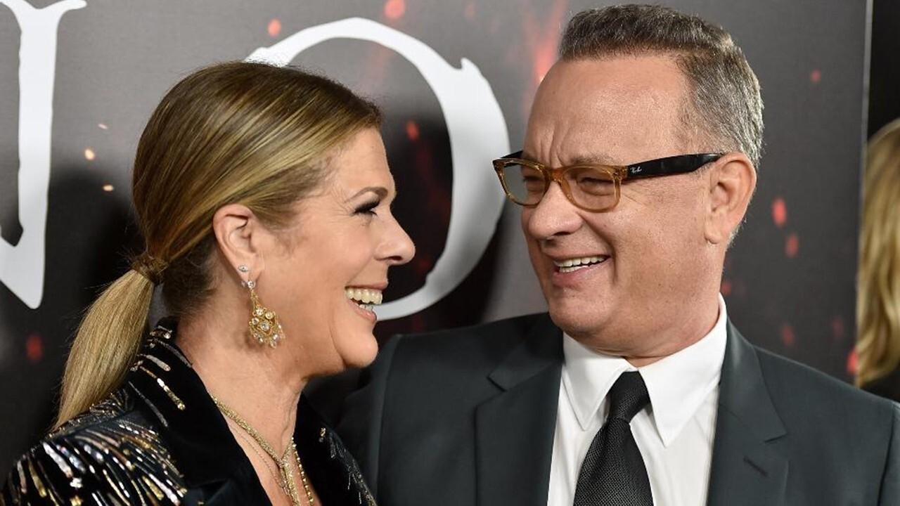 Tom Hanks, Rita Wilson in isolation at Australia hospital after coronavirus diagnosis