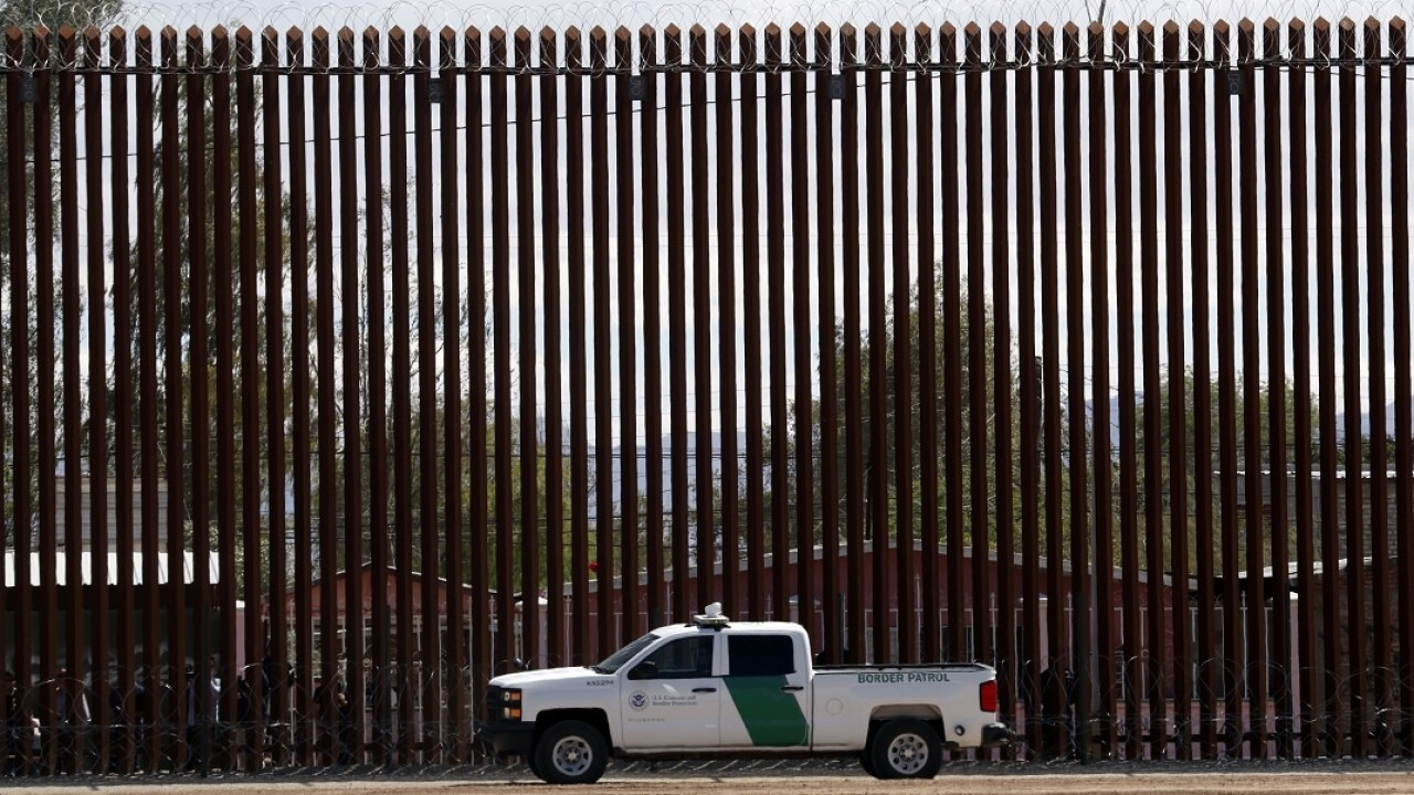 Media questions governors sending troops to border